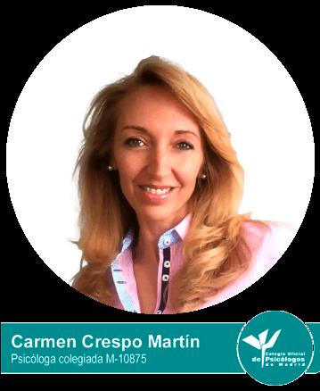 Carmen Crespo Psicóloga