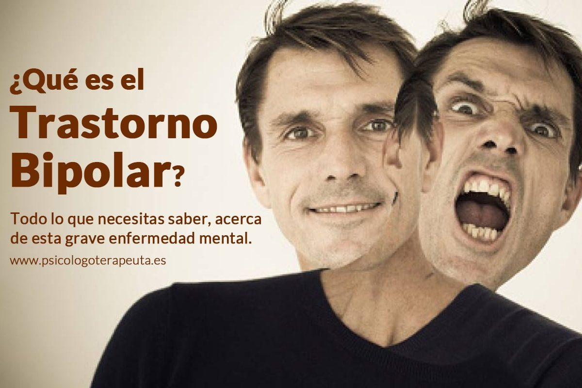 que es el trastorno bipolar